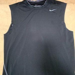 Used Nike Dri Fit Training Compression Tank Top